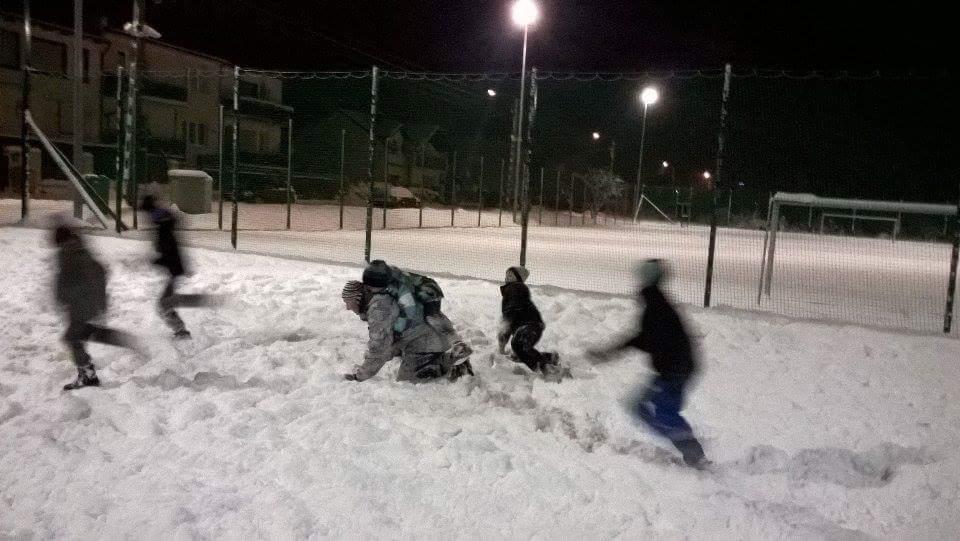 Aktywność na powietrzu – Zima nie jest przeszkodą