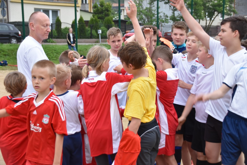 Akcesoria treningowe dla Klubu RKS Gdynia – darowizna dla klubu od Pana Jarosława Biereckiego