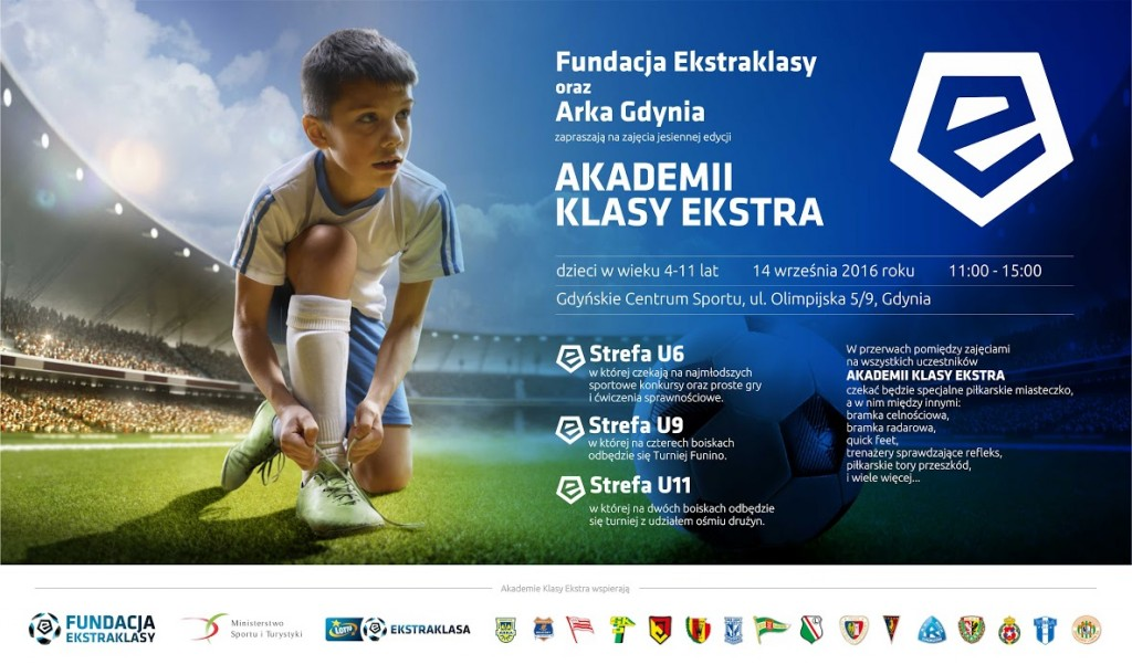 Akademia Klasy Ekstra 14-09-2016